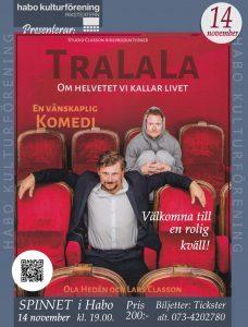 Tralala teater 14 nov 2019